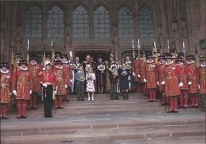 2004 Maundy Service photo 1 image 2