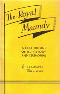 Booklet - The Royal Maundy image 1