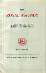 The Royal Maundy Booklet image 1